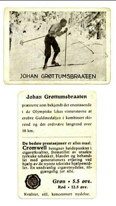 Johan Grøttumsbråten ski kombinert og langrenn