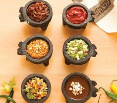 Different Mexican sauces to accompany bombay street food Salsa Verde, Mexican Salsa, Mexican Party, Sauces, Mexican Food Recipes, Ethnic Recipes, Cooking Recipes, Healthy Recipes, Salsa Recipe