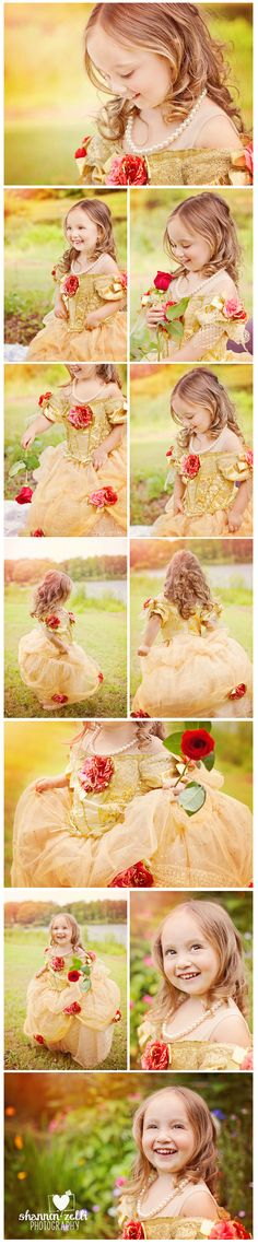 Disney Princess Belle Photoshoot @sarapopp22 I wanna do this with Kairi ❤️