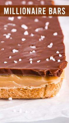 Candy Recipes, Sweet Recipes, Baking Recipes, Cookie Recipes, Bar Recipes, Quick Dessert Recipes, 13 Desserts, Cookie Desserts, Light Desserts
