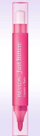lip stain + balm