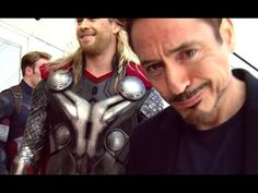 The Set of 'Avengers: Age of Ultron' Looks like It Was Flat out Fun in This New Featurette