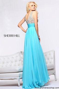 Sherri Hill 1563 at Prom Dress Shop