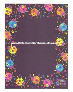 Este listado está para una 1 hoja de papelería por Lisa Frank  Carácter: mariquitas La hoja mide aprox. 6 x 8   * Marca de agua es en mi análisis sólo, no se en el item.* No olvides visitar nuestra gran selección de tiendas de stickers de Lisa Frank, papelería y más!  ¿Colección de escritores de sueños de Lisa Frank? A continuación vea algunos otros artículos aquí: https://www.etsy.com/shop/CollectorsWarehouse/search?search_query=dream+writers&order=date_desc&view_type=list&ref=shop_search…