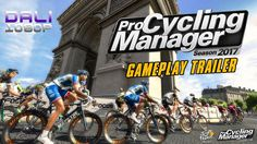 Pro Cycling Manager 2017 will release on June 15 for PC. #PCM2017 #TourdeFrance2017 #trailer #FocusHome #YouTube