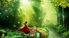 Photoshop CC Manipulation Tutorial Forest Part 1 (포토샵 CC 합성 강좌 숲 1부 )