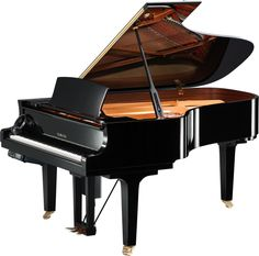 DC6XE3PRO 7' Disklavier Grand Piano: The coveted Yamaha CX Series Pianos with Disklavier E3 PRO Technology