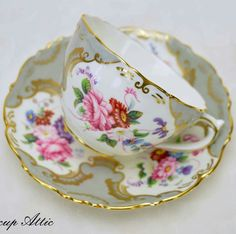 Love this  tea cup/saucer