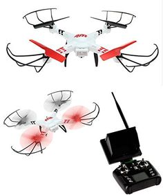 Voomall JJRC V686G 58G 4CH 6Axis Drone Realtime Video FPV Headless Mode One Key Return RC Quadcopter With 20MP HD Camera US in Stock ** Check out the image by visiting the link.