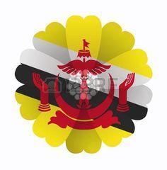 Illustration of illustration of flower Flag Tajikistan vector art, clipart and stock vectors. Brunei, Vector Art, Disney Characters, Fictional Characters, Flag, Clip Art, Stock Photos, Creative, Illustration