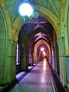 Manchester Town Hall. England,