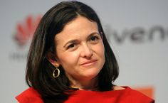 Sheryl Sandberg hasn't stopped telling the world how women should take responsibility for their careers.