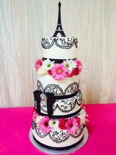 paris theme cake bridal shower - Yahoo Image Search Results