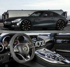 Mercedes Benz AMG GT on LZ-102