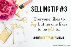 For even more tips for your Direct Sales business, follow me on Instagram , Twitter , Facebook , and on all Social Media as #th...