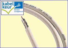 De KOKA799 is een zeer professionele coaxkabel die het hart vormt van uw centrale antenne installatie. Deze kabel heeft een afscherming van niet minder dan 90 dB en heeft bij 800 MHz een signaaldemping van slechts 18,5 dB per honderd meter. De ideale kabel voor het verdelen van radio- en TV-signalen door uw huis!  Geleverd per meter, 100 meter of 500 meter. http://www.vego.nl/hirschmann/koka799/koka799.htm