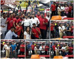 Bangalore Indiranagar Club 9th anniversary celebrations