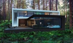 house-in-the-woods-by-alexanderzhidkov-05