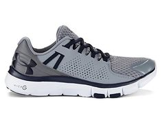 Under Armour Mens Micro G Limitless Trainers 11 12 US SteelGraphiteNavy SilverGreyNavy * Visit the image link more details.