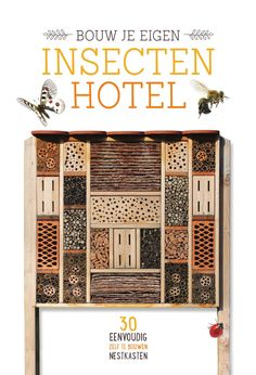 DIY: How to Build an Insect Hotel from Found Materials Garden Insects, Garden Bugs, Bug Hotel, Bee Friendly, Backyard For Kids, Garden Projects, Backyard Landscaping, Garden Inspiration, Outdoor Living