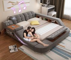 Tatami Massage Bed: The Ultimate All-in-One Sleeping and Relaxation Solution - GoodGood