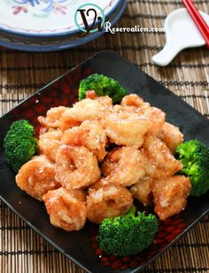 Chinese Coconut Shrimp- I've had  this with Chicken also, so good! I'd make a bit extra of the sauce and serve with/over rice
