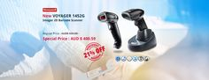 Buy all popular handheld and cordless Barcode Scanners from leading brands in industry. At Only POS we focus on customer satisfaction that too by providing cost effective POS products. http://www.quickpos.com.au