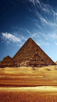 Pyramids in Egypt | Stunning Places #Places I got to ride a camel to the pyramids....it was soooo cool!