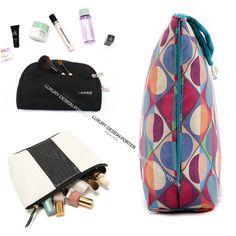 Wholesale designer Cosmetic Bag make up bag Travel Organizer Toiletry Bag Purse multi style