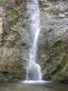 Falls Creek Falls Hike LOS ANGELES.