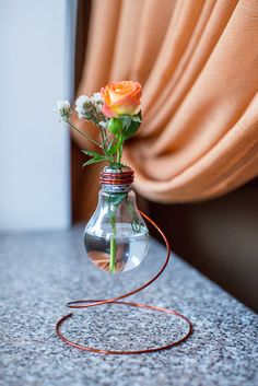 Image result for recycled light bulbs crafts