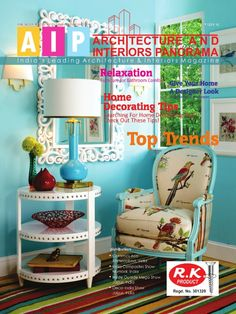 Grab the October-December issue of Architecture and Interiors Panorama Magazine.