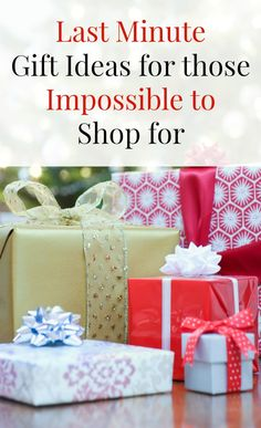 perfect last minute gift ideas for someone who has everything top christmas