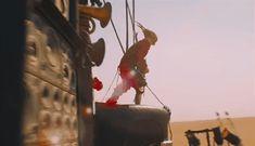 Conheça a história do insano guitarrista que rouba a cena em Mad Max: Estrada da Fúria - Notícias de cinema - AdoroCinema