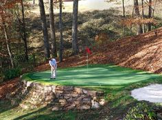 [Backyard Putting Green] 15 Step How to make a putting green in your backyard