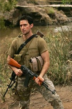 Richard Armitage - strike back...I find this photo extremely sexy!
