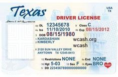 Template Texas NEW drivers license editable photoshop file . Ca Drivers License, Drivers License California, Drivers License Pictures, Drivers Permit, New Drivers, Driver's License, Payroll Template, Money Template, Id Card Template