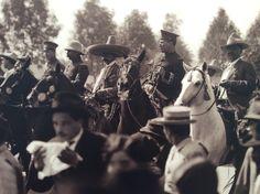 Entrada de Villa y Zapata a la Ciudad de México