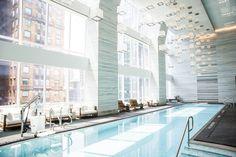 Underwater Speakers Play Debussy, Ravel, Mendelssohn and More at Park Hyatt New York