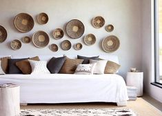 Our handwoven Batonga baskets from Zimbabwe have been a designer favorite from the start. They add a wonderful natural warmth to a room with their earthy...