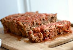 Bloody Mary meatloaf