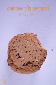 """""""De Lux"""" Chocolate chips cookies   Nutka Słodyczy"""