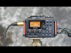 How to Record Sound for Video: Dual System Sync Sound - YouTube