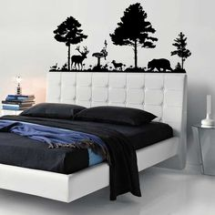 Fancy - Forest Wall Decal