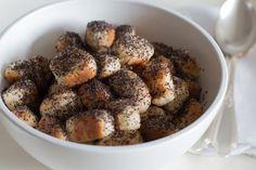 My grandmother made something like this...bake your slovak roots / slovenské korene: poppy seeds/mak
