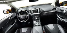 Ford automobile - 2015 Ford Edge