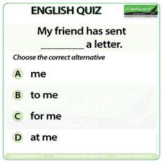 Woodward English Quiz 106