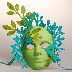 Masque Fairy Nature