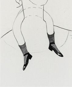 Meret Oppenheim, Untitled (design for necklace), 1936