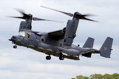 MV-22 Osprey at RIAT 15